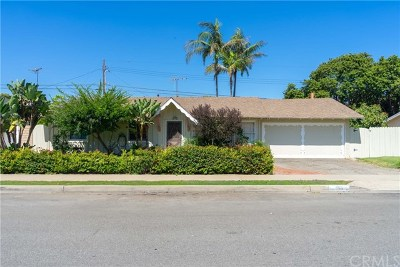 Costa Mesa Single Family Home For Sale: 158 Buoy Street