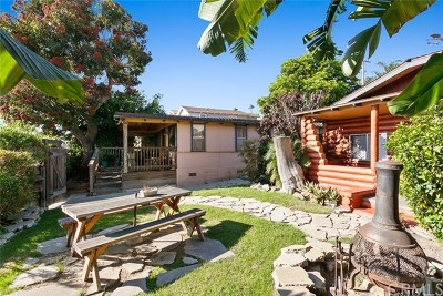 Laguna Beach Single Family Home For Auction: 1252 Glenneyre Street