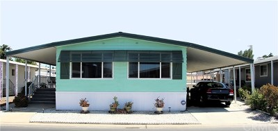 Riverside Mobile Home For Sale: 4000 Pierce Street