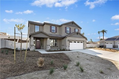 Redlands Single Family Home For Sale: 1808 Pansy Court
