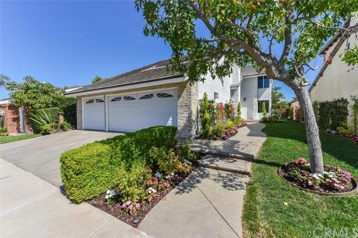 Irvine Single Family Home For Sale: 8 Willowbrook