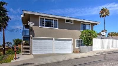 San Clemente Multi Family Home For Sale: 109 Chiquita