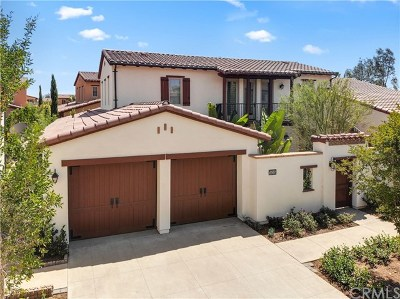 Irvine Single Family Home For Sale: 105 Sunset