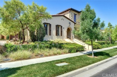 Irvine Single Family Home For Sale: 63 Sunset