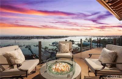Corona del Mar Single Family Home For Sale: 2301 Pacific Drive