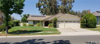 Yorba Linda Single Family Home For Sale: 5265 Vista Montana