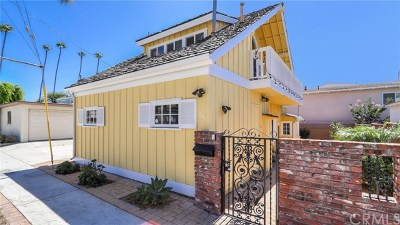 Corona del Mar Single Family Home For Sale: 2711 Seaview Avenue