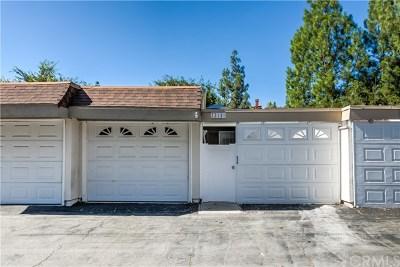 Laguna Hills Condo/Townhouse For Sale: 22131 Caminito Vino