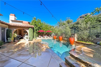 Ladera Ranch Single Family Home For Sale: 6 Tranquility Place