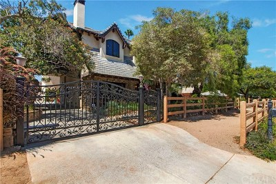 Orange County Single Family Home For Auction: 20431 Cypress