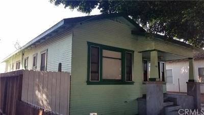 San Pedro Single Family Home For Sale: 356 W 15th Street