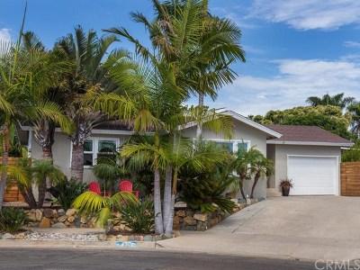 Oceanside Single Family Home For Sale: 823 La Salina Place
