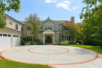 Coto de Caza Single Family Home For Sale: 23852 Via Roble