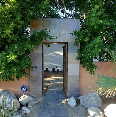 Palm Springs Single Family Home For Sale: 435 E Chuckwalla Road