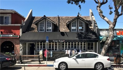 Newport Beach Commercial For Sale: 225 Marine Avenue
