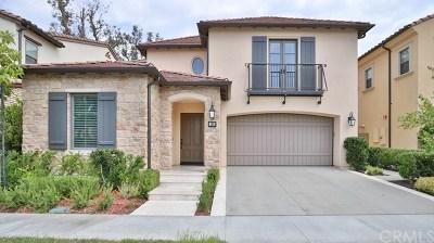 Irvine Single Family Home For Sale: 105 Velvetleaf