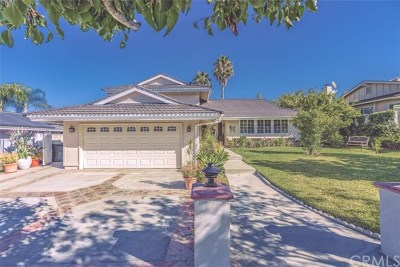 Laguna Hills Single Family Home For Sale: 25211 Earhart Road