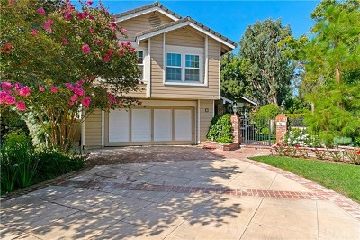 Irvine Single Family Home For Sale: 15 Quebrada