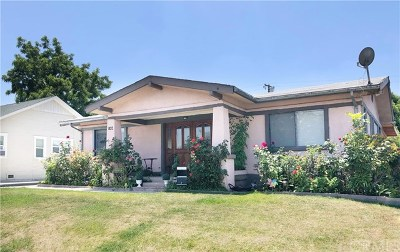 Placentia Single Family Home For Sale: 144 Primrose Avenue