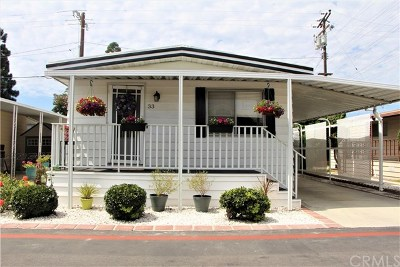 Mobile Home For Sale: 19251 Brookhurst Street