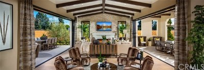 Yorba Linda Single Family Home For Sale: 18321 Wedgewood Drive
