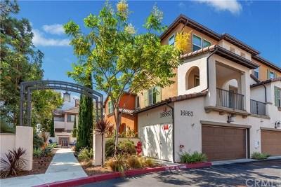 Huntington Beach Condo/Townhouse For Sale: 16883 Airport Circle #103