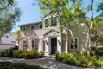 Ladera Ranch Condo/Townhouse For Sale: 55 Ethereal Street