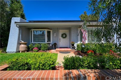 Mission Viejo Single Family Home For Sale: 26451 Via Marina