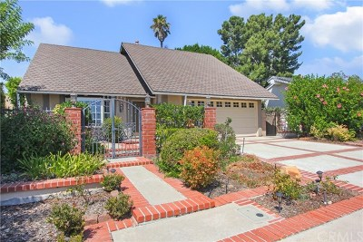 Laguna Hills Single Family Home For Sale: 25771 Knotty Pine Road