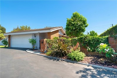 North Tustin Single Family Home For Sale: 18936 Jane Circle
