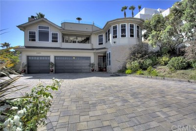 Dana Point Single Family Home For Sale: 33971 Granada Drive