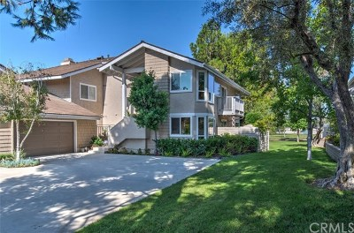 Irvine Condo/Townhouse For Sale: 16 Lakeview #86