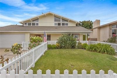 Huntington Beach Single Family Home For Sale: 17411 Avalon Lane