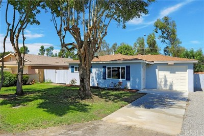 Chino Hills Single Family Home For Sale: 4120 El Molino Boulevard