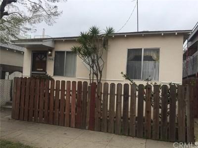 Venice Single Family Home For Sale: 1308 Cabrillo Avenue