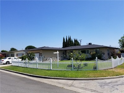 Garden Grove Single Family Home For Sale: 11742 Candy Lane