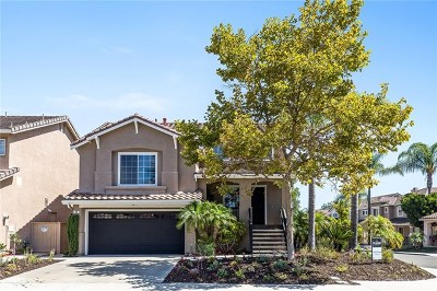 Aliso Viejo Single Family Home For Sale: 32 Deerborn