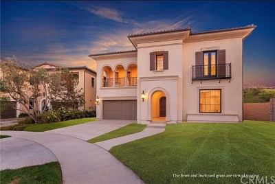 Irvine Single Family Home For Sale: 54 Swan