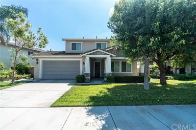 Eastvale Single Family Home For Sale: 13455 Aspen Grove Road