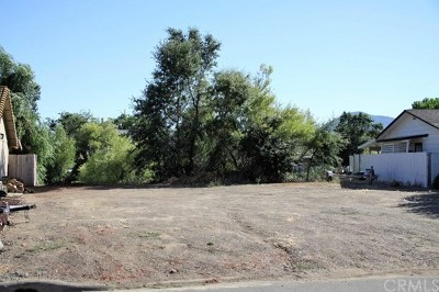 Clearlake Oaks Residential Lots & Land For Sale: 13287 Anchor
