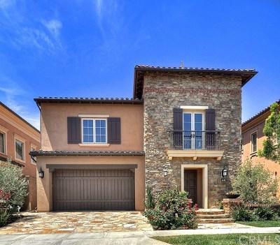 Irvine Single Family Home For Sale: 73 Chianti