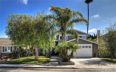 Huntington Beach Single Family Home For Sale: 10052 Signet Circle