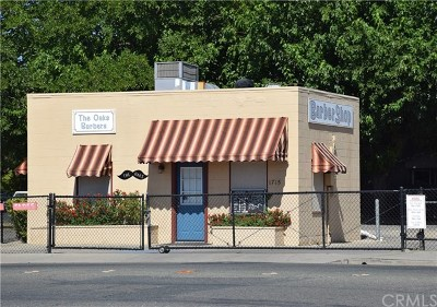 Oroville Commercial For Sale: 1715 Feather River Boulevard