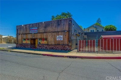 Oroville Commercial For Sale: 2021 Baldwin Avenue