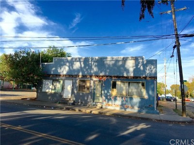 Oroville Commercial For Sale: 3200 Myers Street