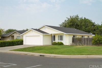 Gridley Single Family Home Active Under Contract: 430 Scarlet Oak Drive