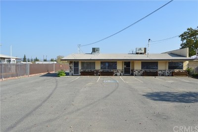 Oroville Commercial For Sale: 2060 3rd Street