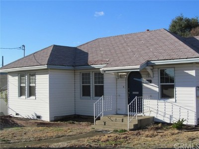 Oroville Single Family Home For Sale: 2940 Yard Street