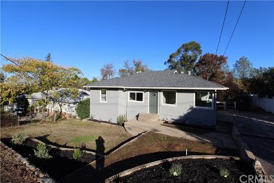 Oroville Single Family Home For Sale: 23 Oak Park Way