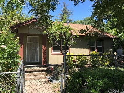 Chico Single Family Home For Sale: 1505 Mulberry Street